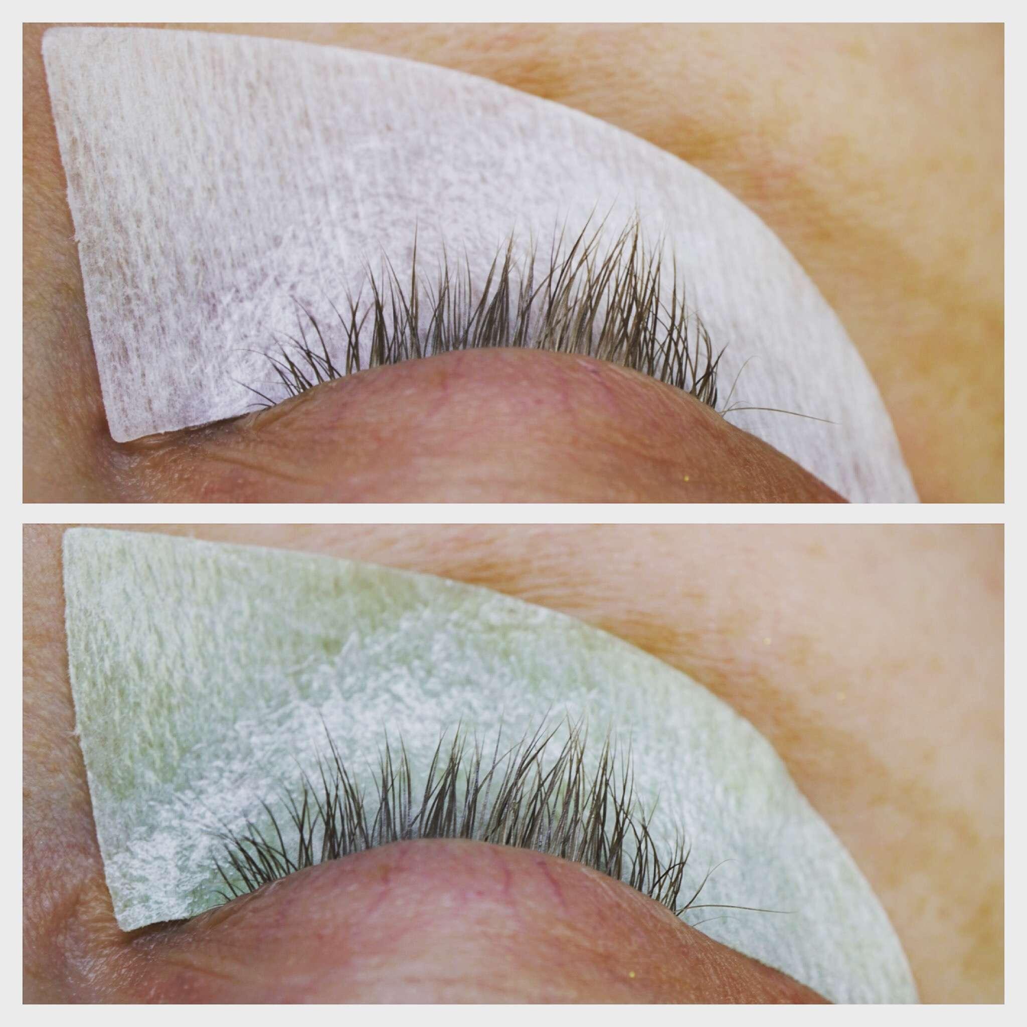 7521021f414 10 Pack Green Eye Gel Pads - Illumino Lashes
